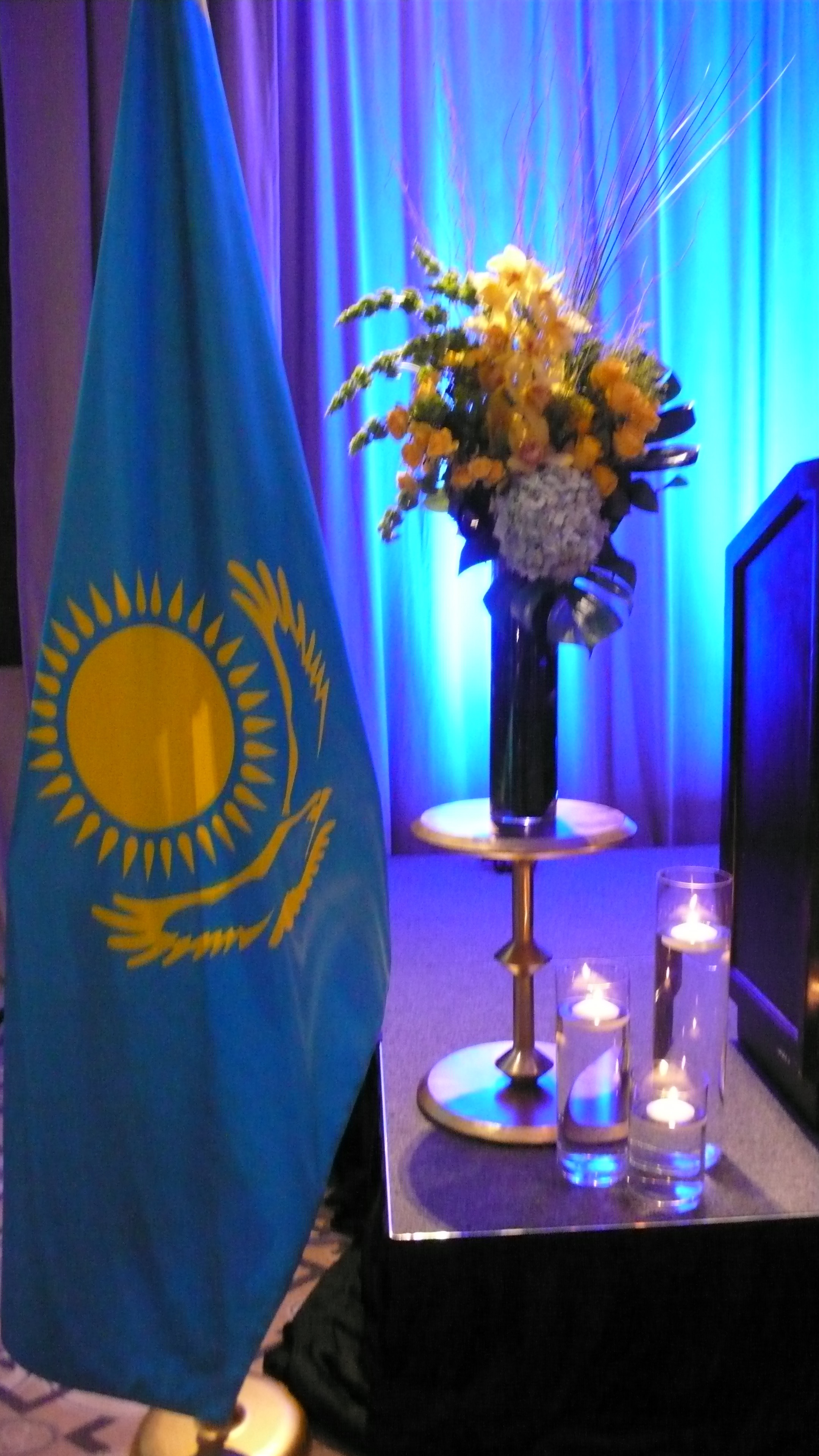 Kazakhstan - 25 Anniversary Celebration event NYC