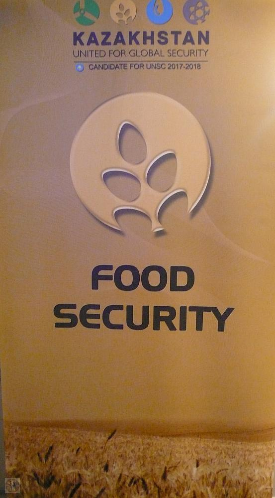 Food Security, Kazakhstan