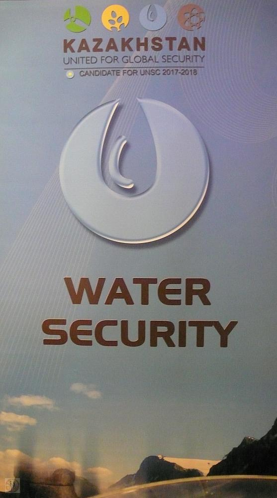 Water Security, Kazakhstan
