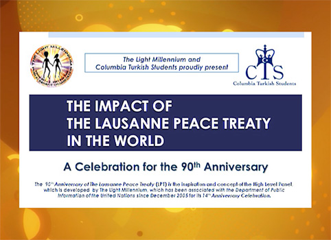 The Impact of the Lausanne Peace Treaty - Part 1