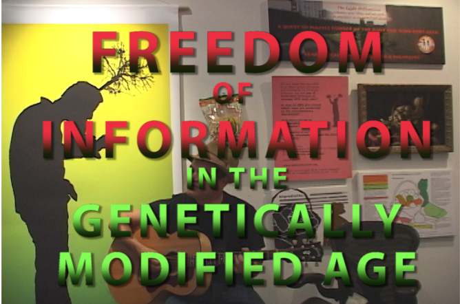 FREEDOM OF INFORMATION IN THE GENETICALLY MODIFIED AGE - Issue#30 Celebration Program
