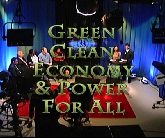 GREEN-CLEAN ENERGY AND POWER FOR ALL