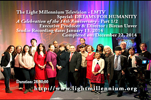 LMTV-DREAMS FOR HUMANITY - Part 1/2