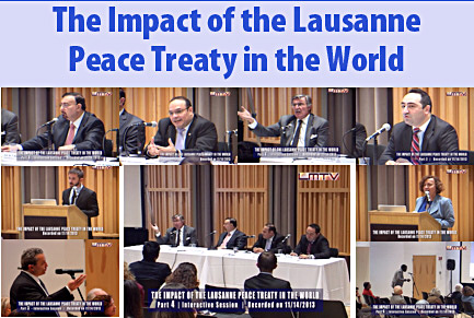 LMTV: The Impact of the Lausanne Peace Treaty