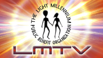 The Light Millennium Television - LMTV - Logo